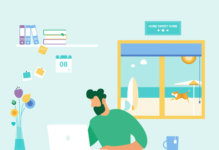 Tips to Help Remote Employees Maintain Work-Life Balance